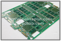 Gold Finishing Green PCB