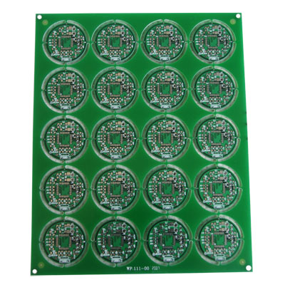4 Layers Gold Plating PCB
