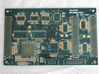 Multi-Layer PCB (PCB-23 Immersion Gold)