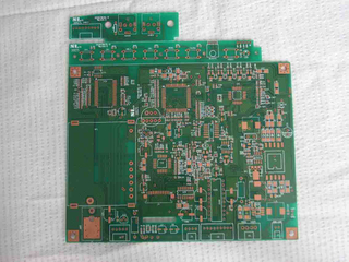 Double Side PCB (PCB-06 2L 0.8mm OSP)